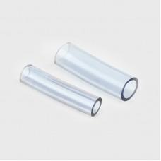 Tubinhos para Chaveiros de Moto - 100 unidades de cada (Interno e Externo)