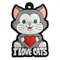 L112 - Gatinho I love Cats