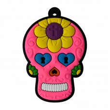 LD001 - Mexican Skull Pink