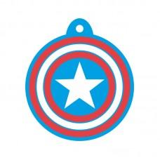 L021 - Capitão América Escudo