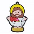 R006 - Chaveiro Sagrado Coração de Jesus