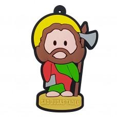 R010 - Chaveiro São Judas Tadeu