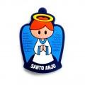 R015 - Chaveiro Santo Anjo
