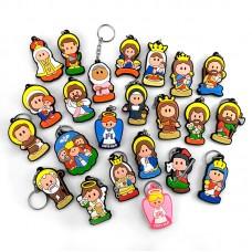 Mostruário - Chaveiros Religiosos 2 (23 Peças)