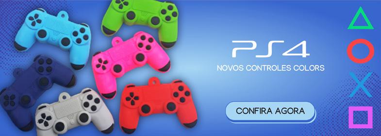 Controles PS4