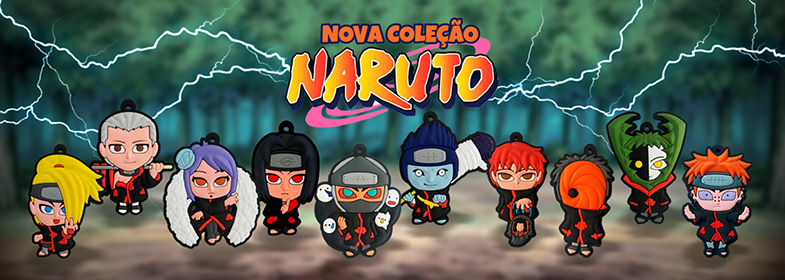 Novos Naruto