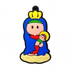 R025 - Chaveiro Nossa Senhora do Perpétuo Socorro