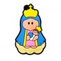 R028 - Chaveiro Nossa Senhora da Penha