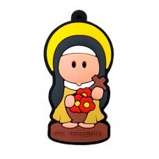 R029 - Chaveiro Santa Terezinha