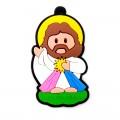 R033 - Chaveiro Jesus Misericordioso